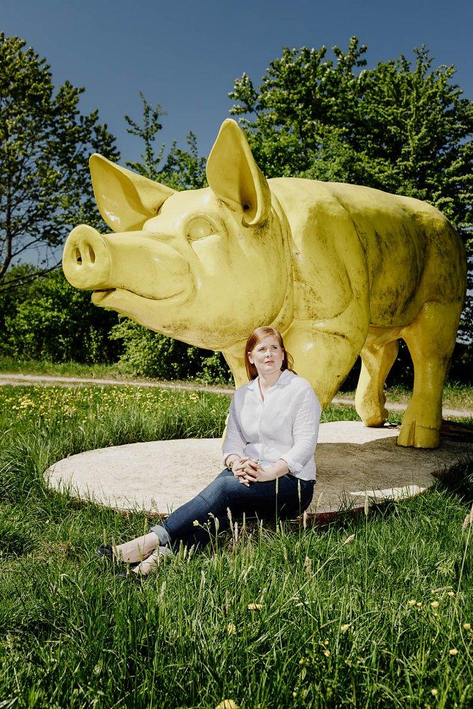 Portrait Sophie Schweinsfurth