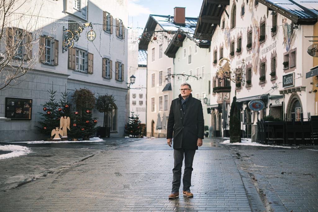 Reportage Kitzbühel im Lockdown